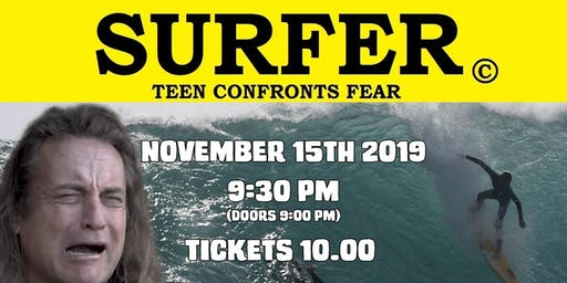 SURFER: Teen Confronts Fear * Special Screening One night only! *