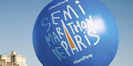 Paris Half Marathon 2020 for Carers UK tickets