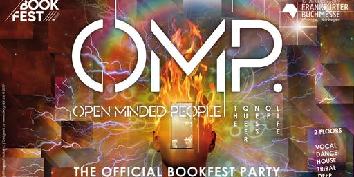 OMP – Party: Official Bookfest Party