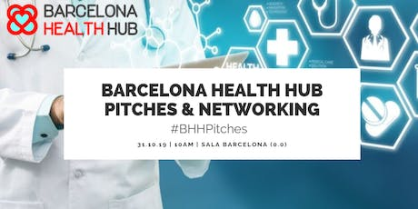 BHH Pitches & Networking tickets