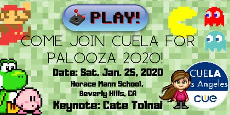 CUE LA Palooza 2020 tickets