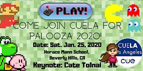 CUE LA Palooza 2020 tickets