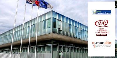 Soyez enfin efficaces sur Internet avec E-monsite Académie à Lille