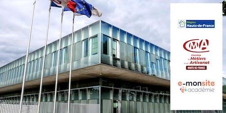 Soyez enfin efficaces sur Internet avec E-monsite Académie à Lille billets