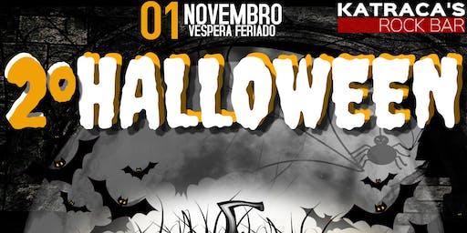 2º Halloween Katraca's Rock Bar