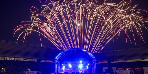 Darlington Fireworks