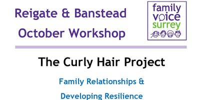 Family Voice Surrey presents The Curly Hair Project Event