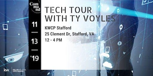 Tech Tour with Ty Voyles