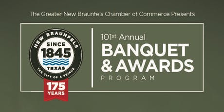 101st Annual Banquet & Awards Program tickets