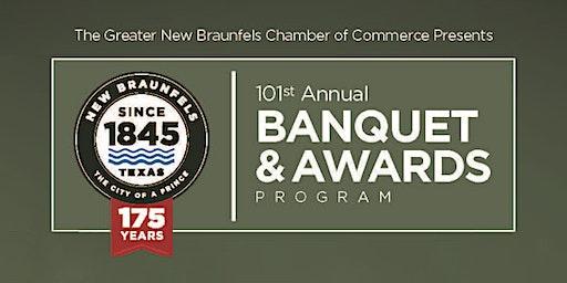 101st Annual Banquet & Awards Program