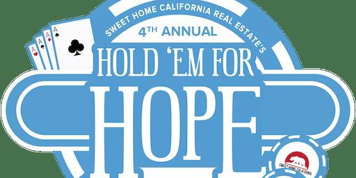 Hold 'Em For Hope 2019