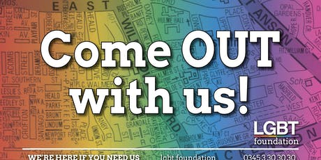 """""""Telling our Story"""" LGBT over 50s Open-Mic Night tickets"""