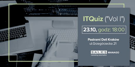 "ITQuiz(""Vol I"") tickets"
