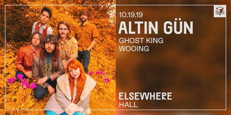 Altin Gün @ Elsewhere (Hall) tickets
