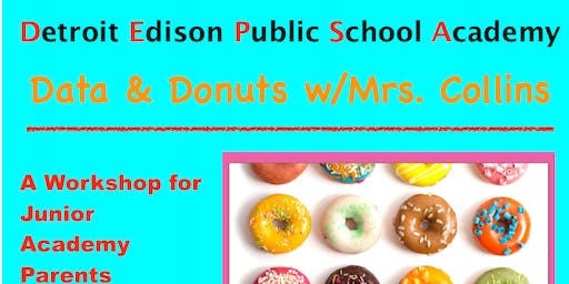 Data & Donuts with Mrs. Collins