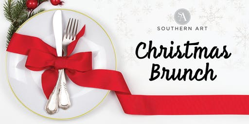 Christmas Day Brunch at Southern Art