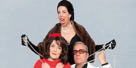 Callas Onassis Kennedy tickets