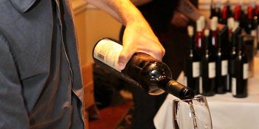 DSC's 40th Anniversary Wine Tasting at Glasshalfull