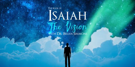 TPT Bible School - Isaiah: The Vision tickets