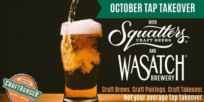 Halloween Craft Tap Takeover