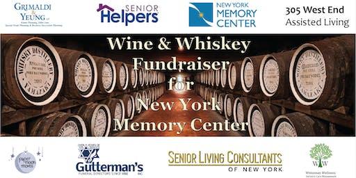 Wine & Whiskey Tasting Fundraiser!