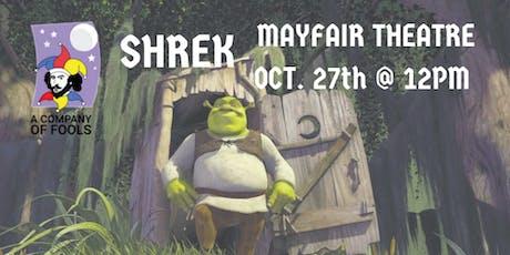 Shrek Screening Fundraiser tickets