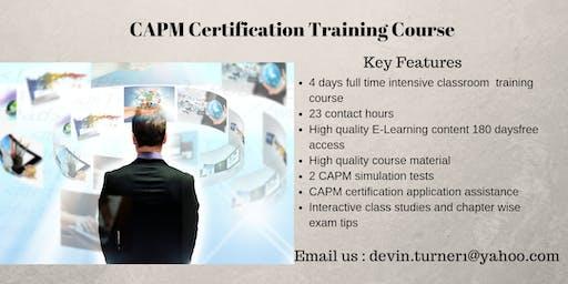 CAPM Training in Amador City, CA