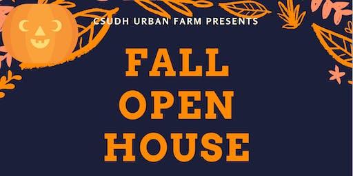 CSUDH Campus Urban Farm Fall Open House