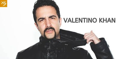 VALENTINO KHAN at XS Nightclub - NOV. 24 - FREE Guestlist!