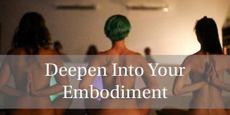 ~Naked Yoga For Women~ Restorative Yin tickets