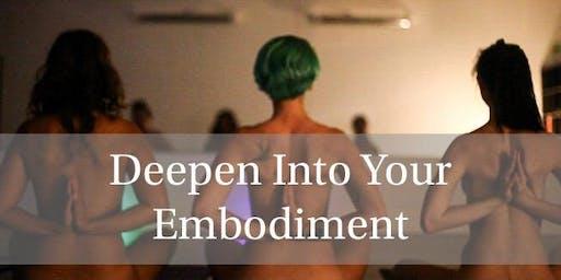 ~Naked Yoga For Women~ Restorative Yin
