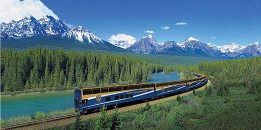AAA Travel Presents Rocky Mountaineer