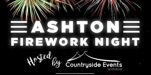 Ashton Firework Night 2019