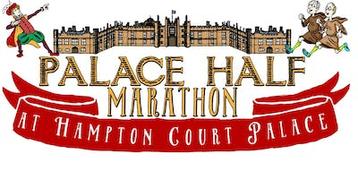 Hampton Court Palace Half Marathon 2020 for Carers UK