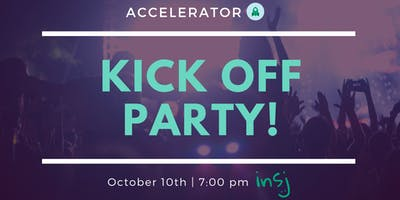 KICK OFF Party!
