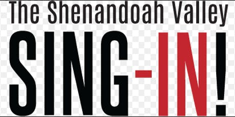 The Shenandoah Valley Sing - In tickets