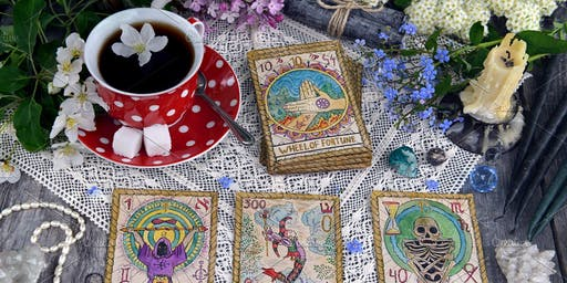 Tea & Tarot Cards