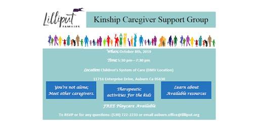 KSSP November Caregiver Group