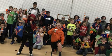 Kids Halloween Nerf War Ages 6-12 tickets