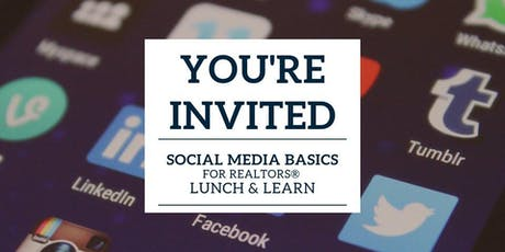 Social Media Basics | for Realtors® tickets