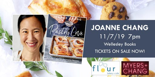 "Joanne Chang presents ""Pastry Love"""