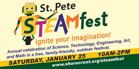 St. Pete STEAMfest 2020 tickets