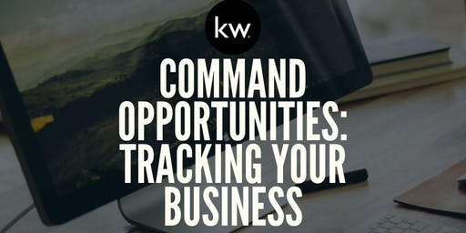 Command Opportunities: Tracking Your Business w/Amanda