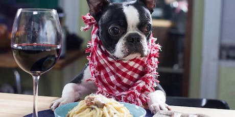 Pups and Pasta! tickets