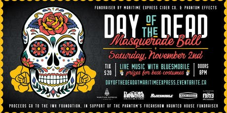 Day of the Dead Masquerade Ball tickets