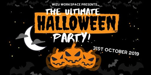 The Ultimate Halloween Party @ the Leeming Building