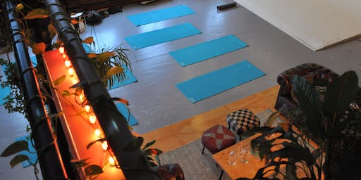 SHM WELLBEING // YOGA WITH PAM