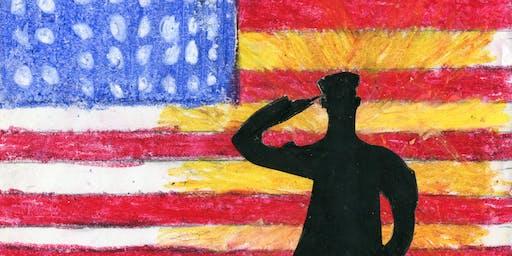 Dublin Christian Academy Veterans Day Program