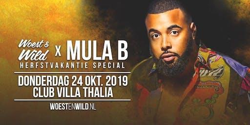 Woest & Wild X Mula B X Herfstvakantie Special