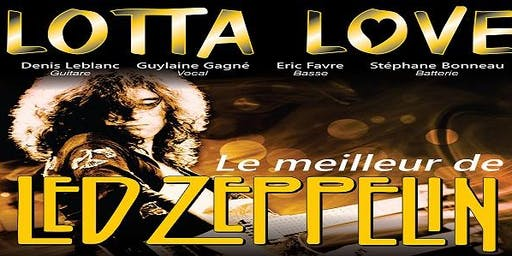 Lotta Love-Le meilleur de Led Zeppelin